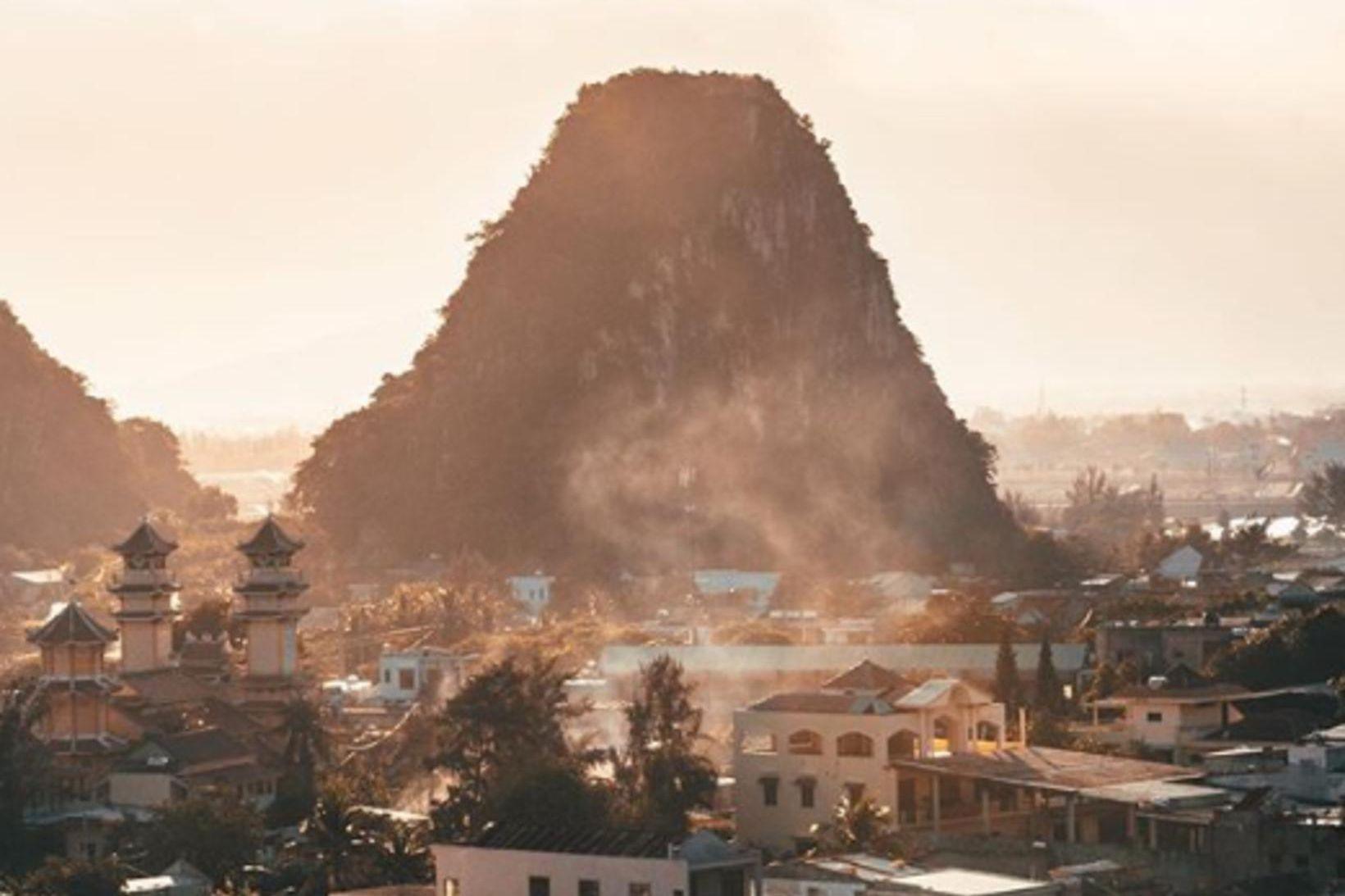 Vinsældir Da Nang í Víetnam hafa aukist.