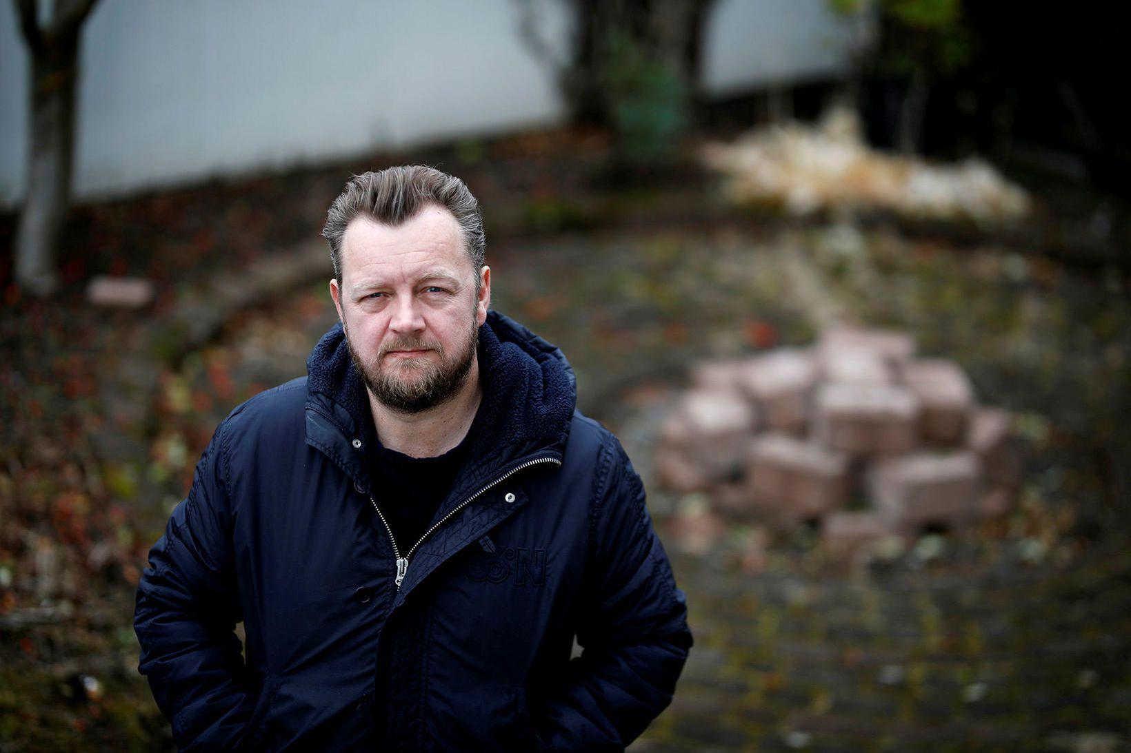 Ólafur Páll Gunnarsson hóf störf hjá Ríkisútvarpinu fyrir bráðum þrjátíu …