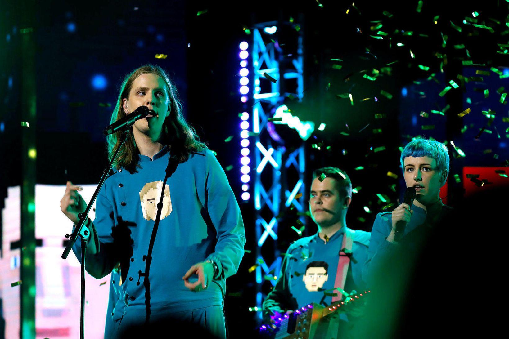 Lag Daða Freys nýtur mikilla vinsælda í Eurovision-heiminum.
