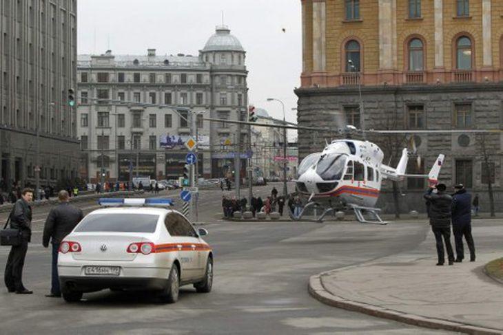 Hryðjuverk í Moskvu