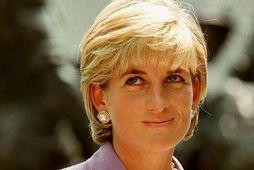 Díana prinsessa árið 1997.