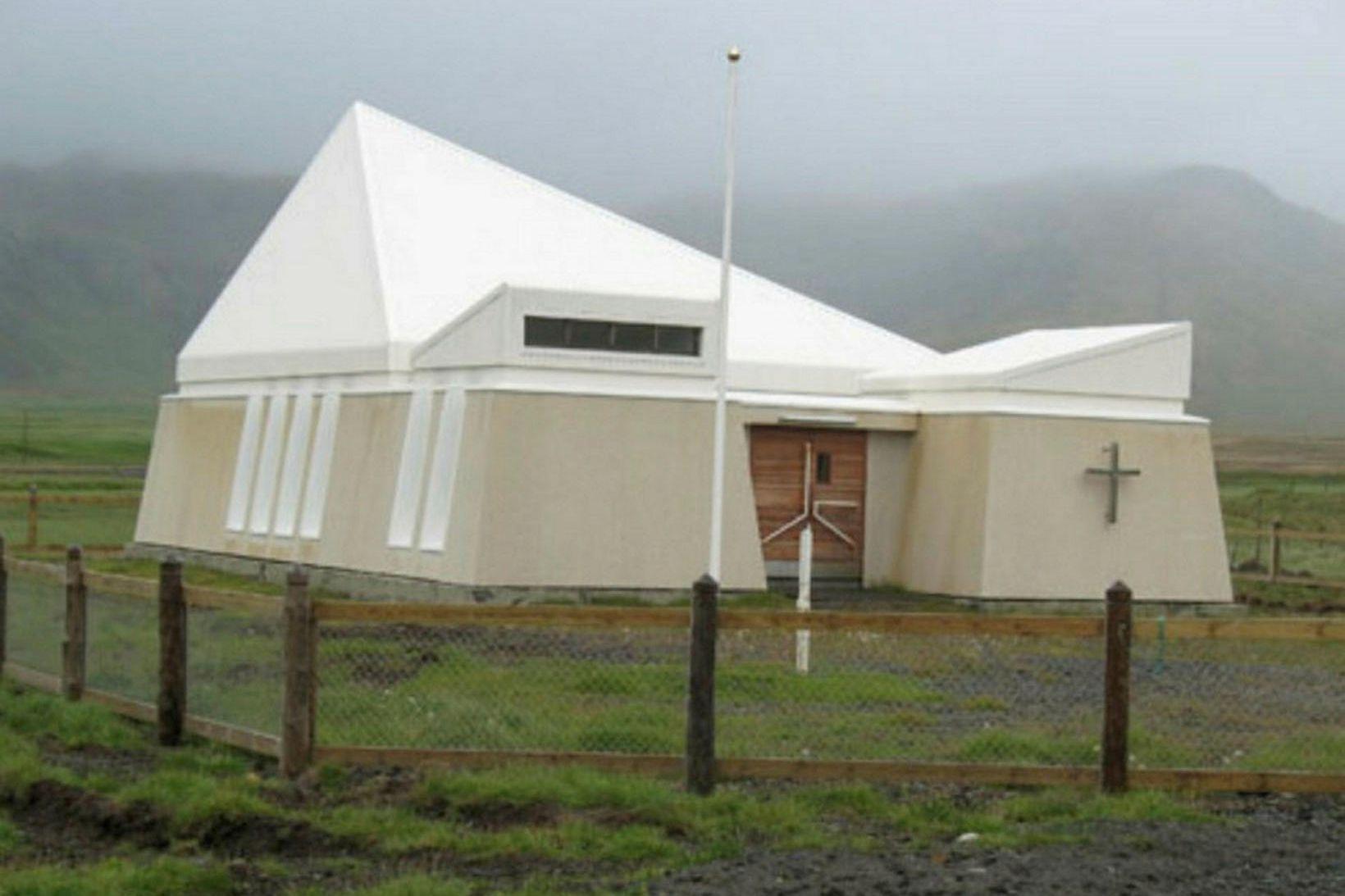 Tónlistarmessan fer fram í Árneskirkju í Trékyllisvík.