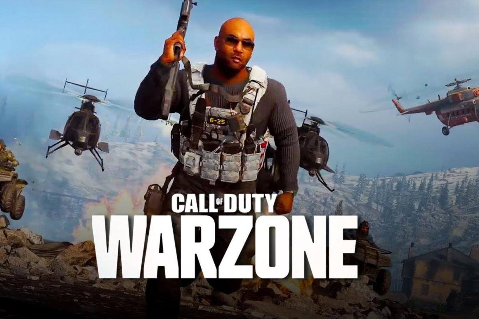 Call of Duty:Warzone.