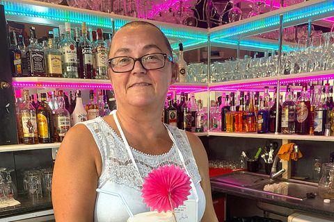 Inga Ragna Skúladóttir hefur rekið Bar-Inn á Tenerife síðan 2019. Nú hefur hún selt reksturinn.