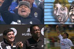Maradona látinn