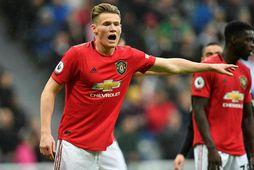 Gengi Manchester United á þessari leiktíð hefur verið langt undir væntingum.