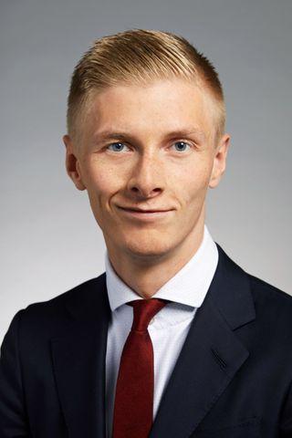 Gunnar Atli Gunnarsson, aðstoðarmaður Kristjáns Þórs.