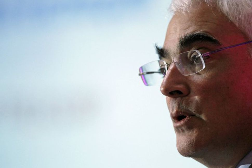 Alistair Darling.
