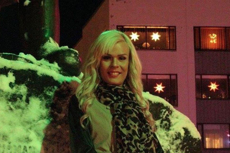 Jóhanna Erna Guðrúnardóttir.