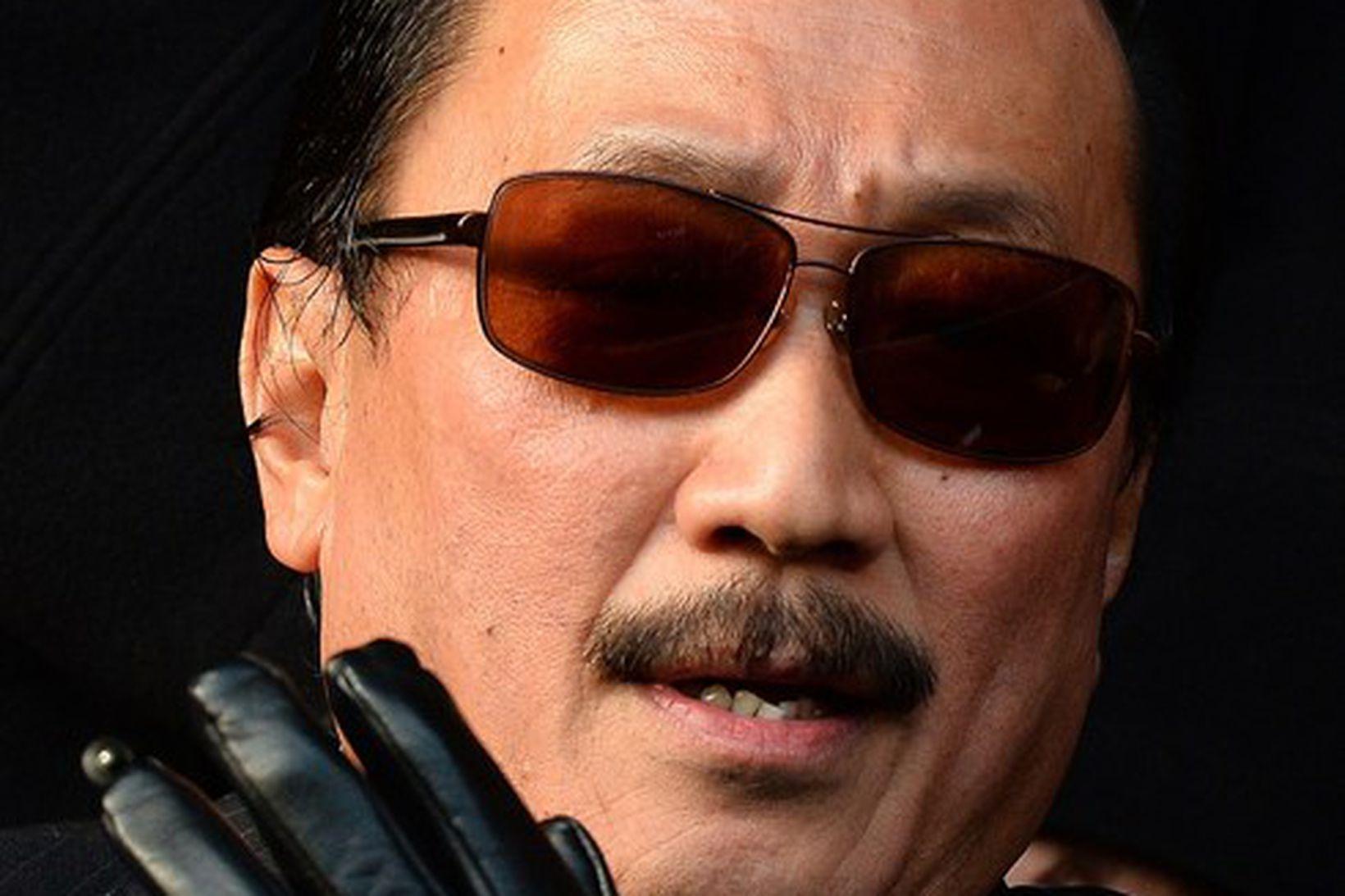 Vincent Tan er skrautlegur eigandi, svo ekki sé meira sagt.