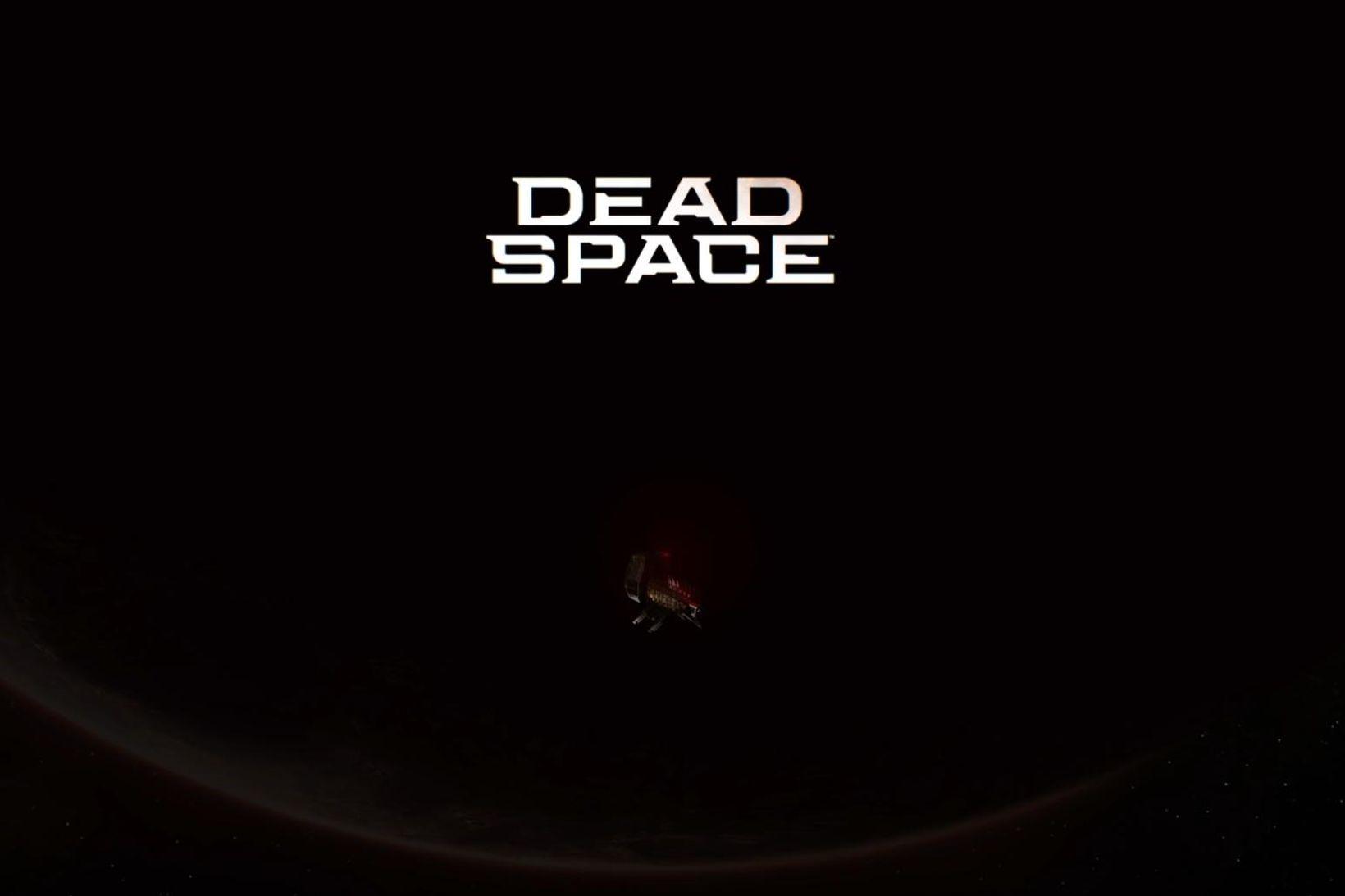 Dead Space, EA og Motive.