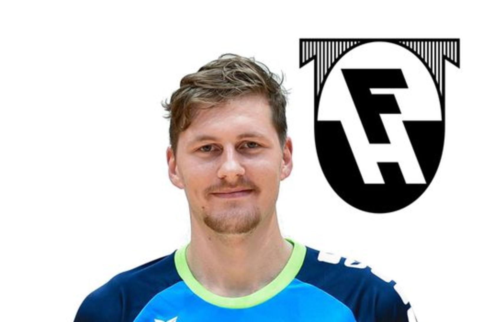Gytis Smantauskas er orðinn leikmaður FH.