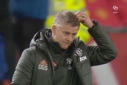 Krísa hjá United í deildinni (myndskeið)