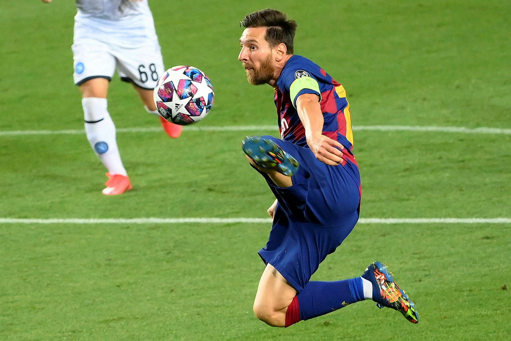 Lionel Messi er sá besti að mati knattspyrnustjórans.