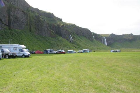 Hamragarðar Camping Ground