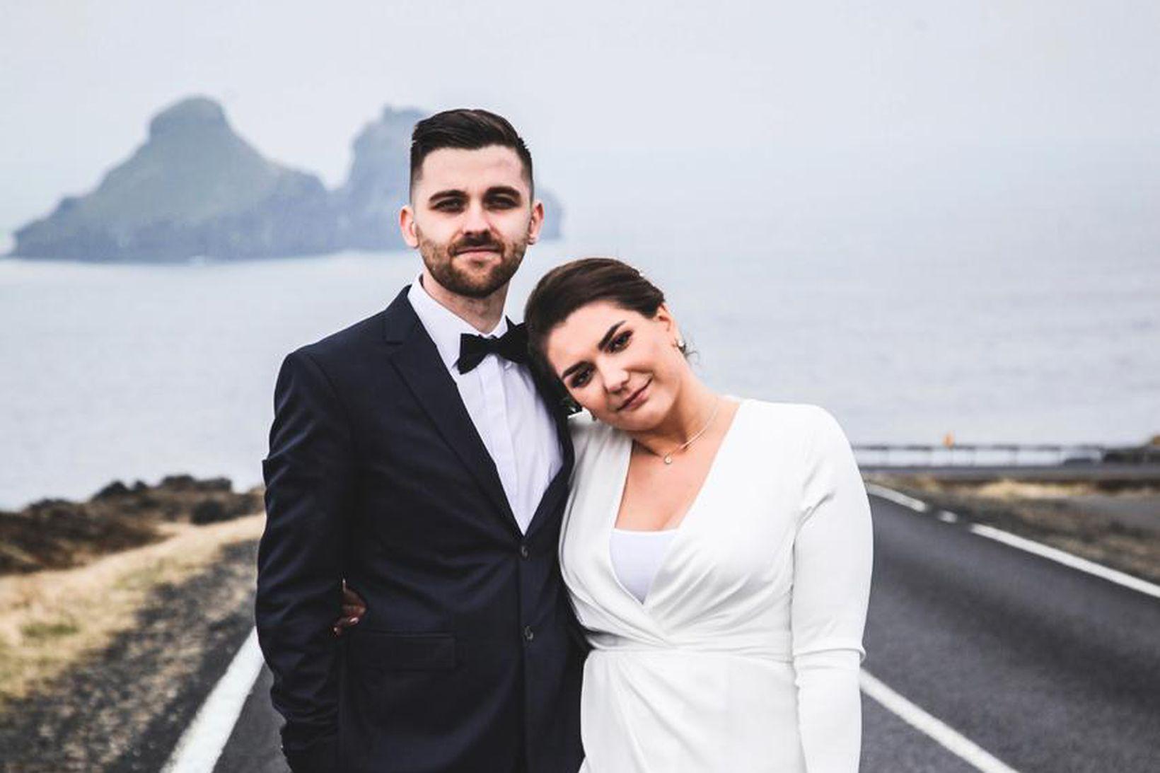 Klaudia Beata Wanecka og Marcin Wanecki vildu gifta sig á …