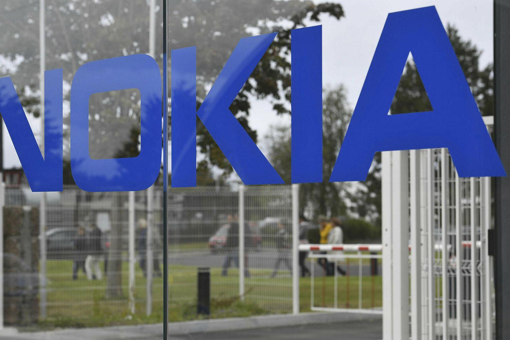 Fjarskiptafyrirtækið Nokia mun sjá um farsíma- og netkerfi símafyrirtækisins BT …