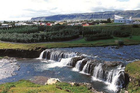 The Botanical Garden – Hveragerði