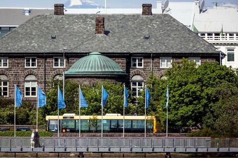 63 seats are up for grabs in Iceland's parliament, Alþingi.