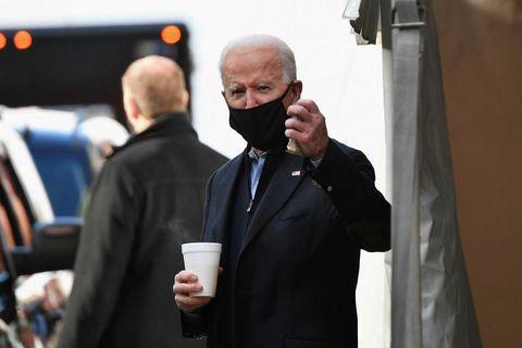 Joe Biden, verðandi Bandaríkjaforseti.