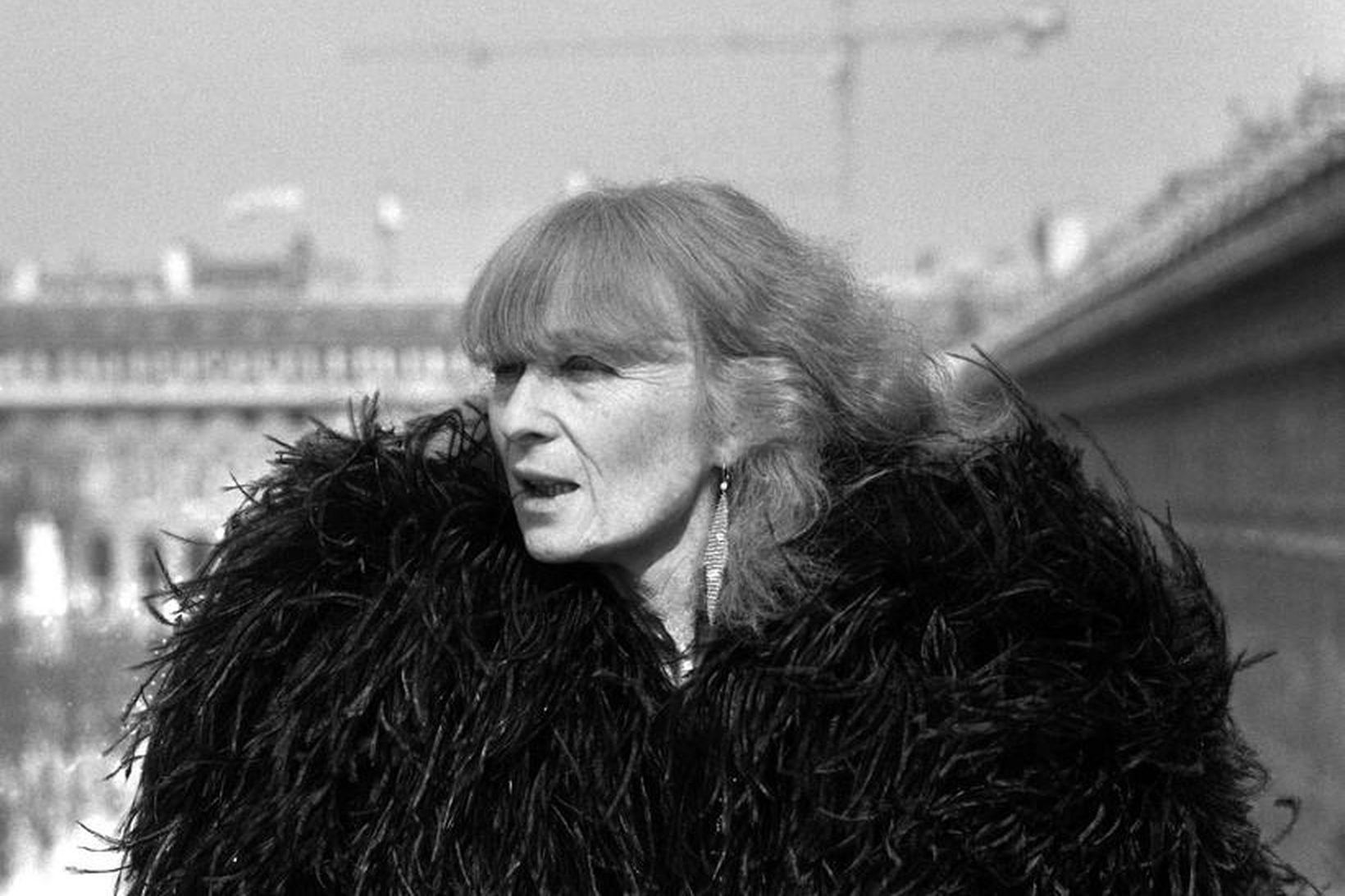 Sonia Rykiel árið 1984.
