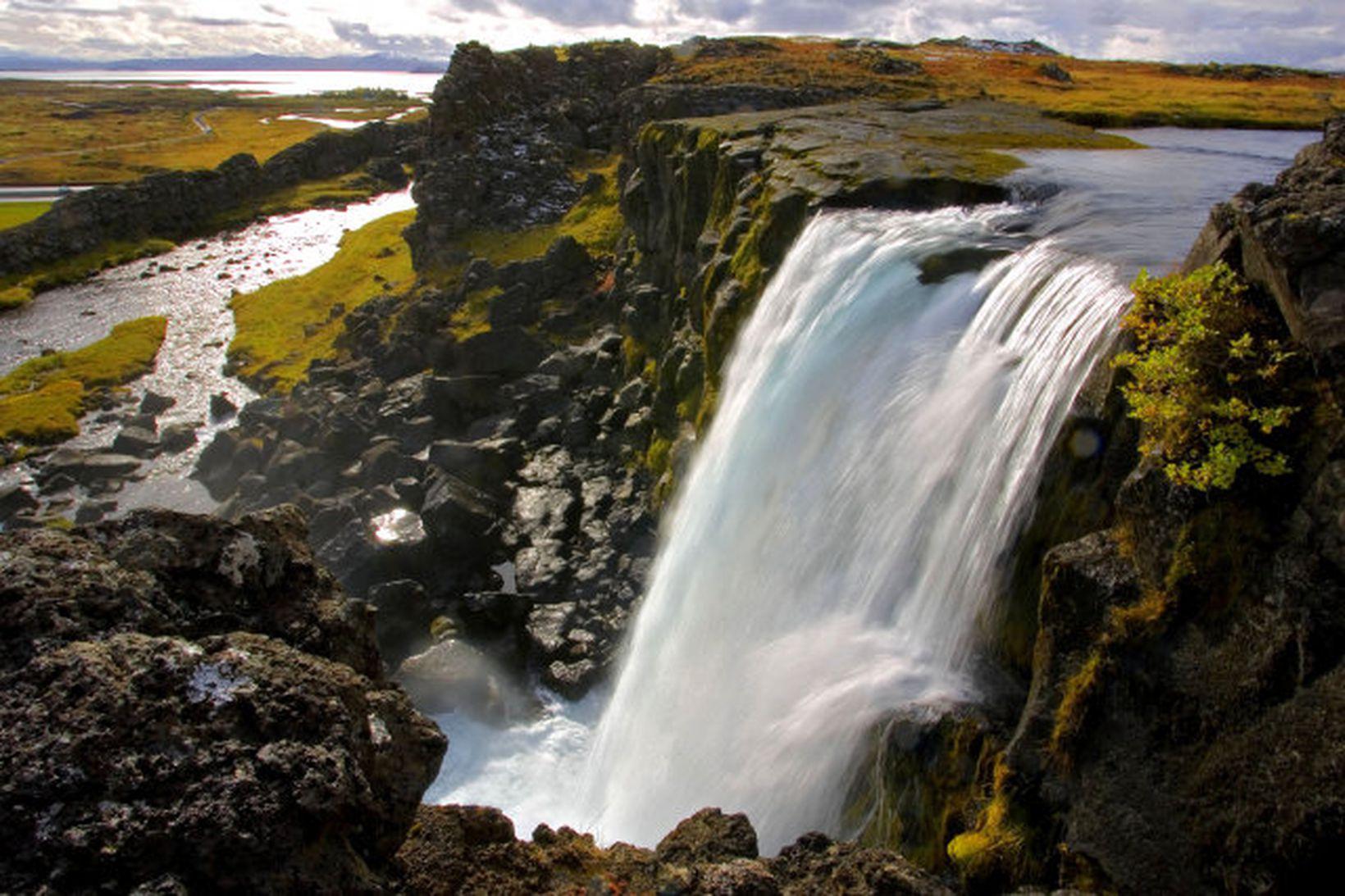 Ísland er áfangaðurinn fyrir árið 2013.