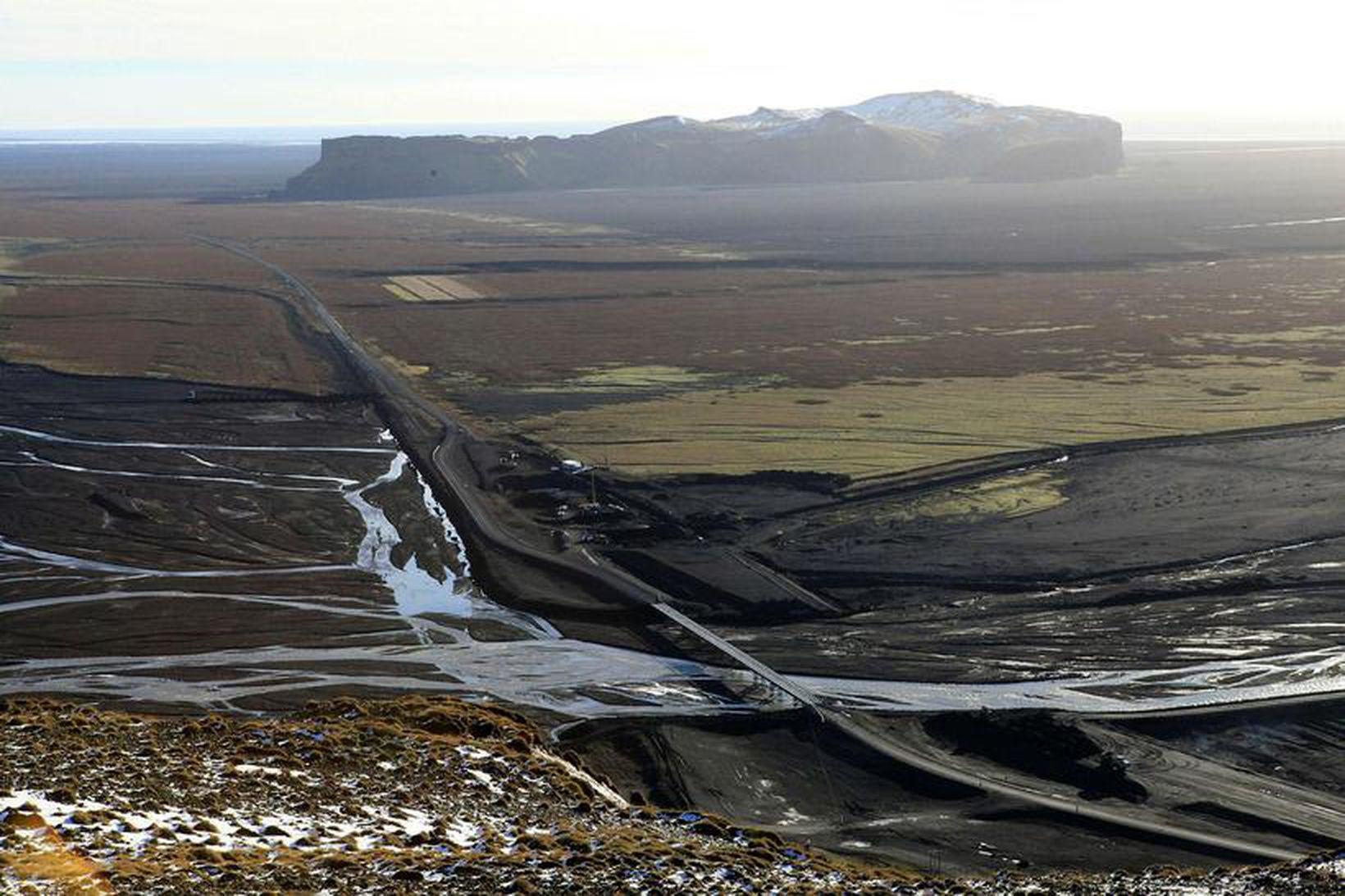 Lögreglan á Suðurlandi hefur nú hvað mestar áhyggjur af Múlakvísl …