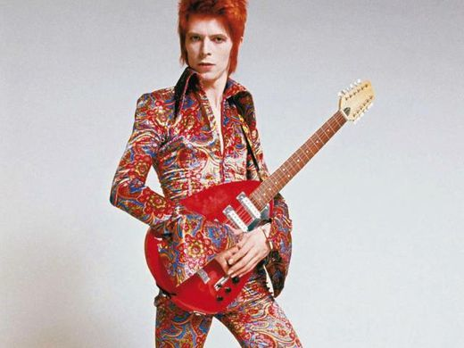 Library Cinema - Ziggy Stardust and the Spiders from Mars