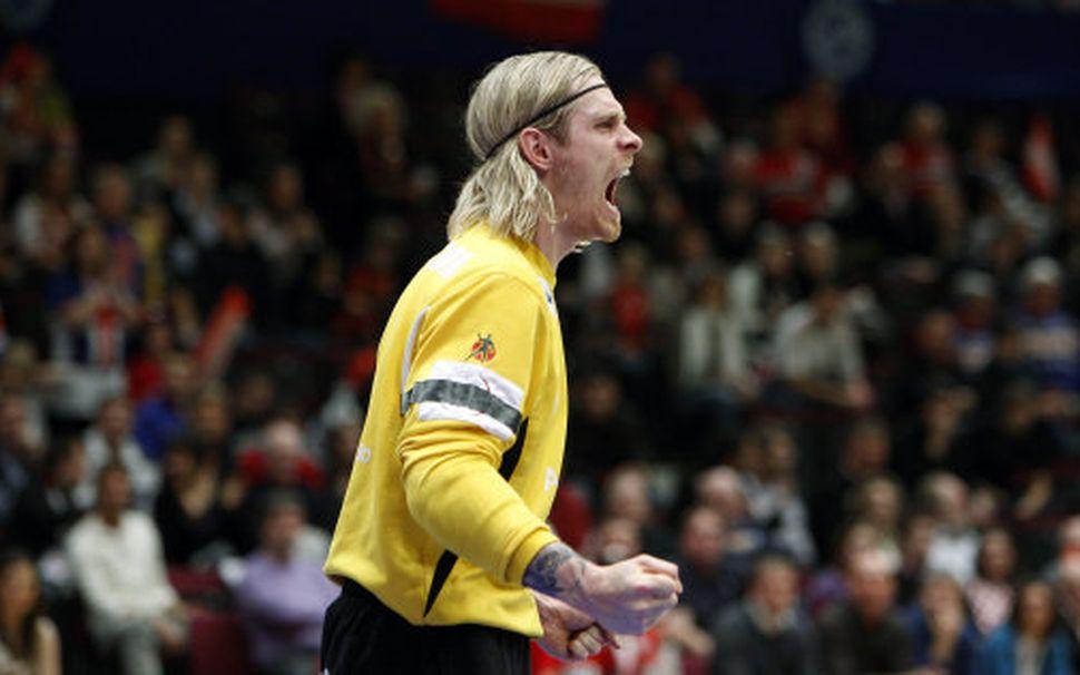 Björgvin Gústavsson.
