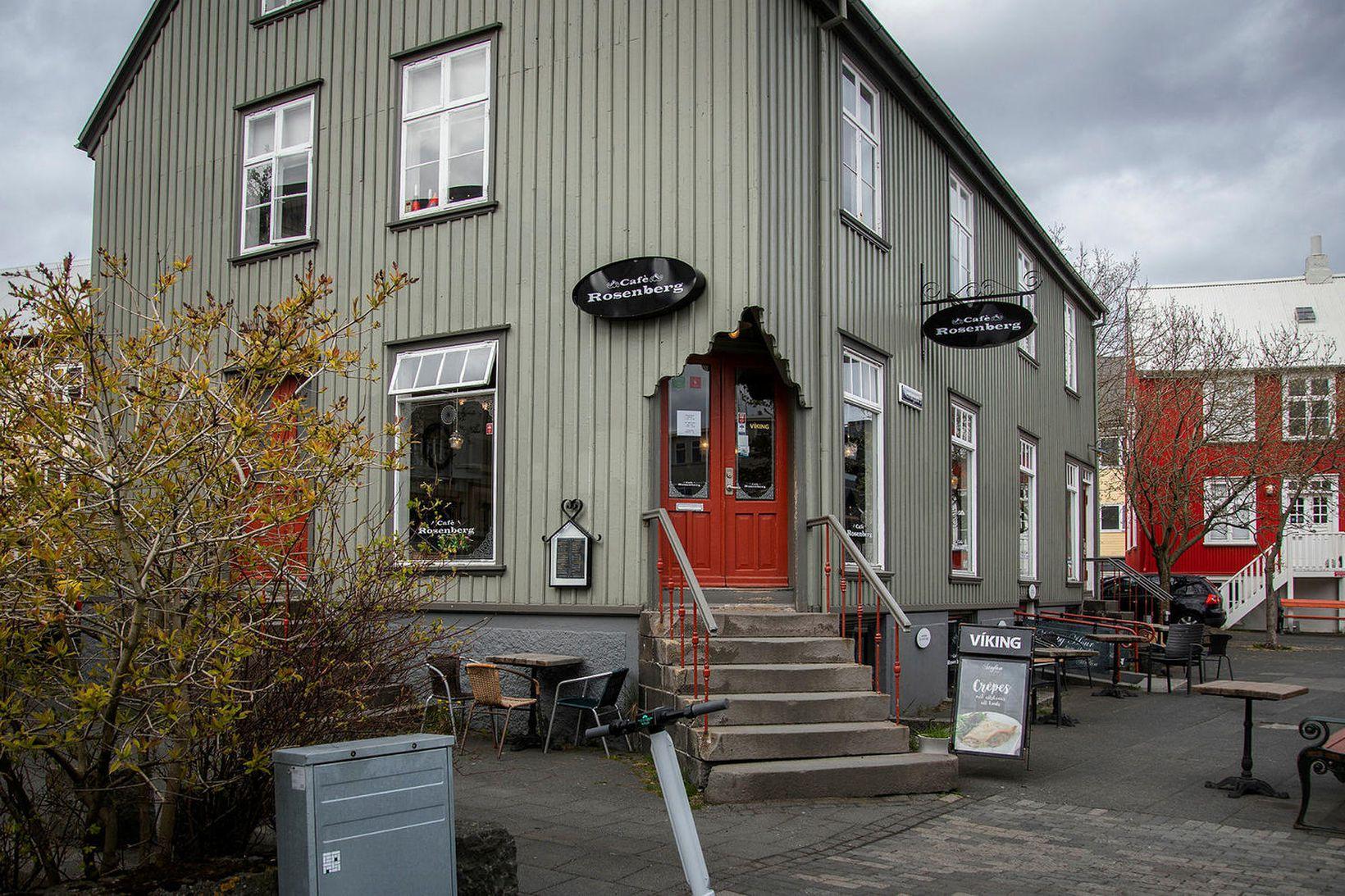 Café Rosenberg verður endurvakið.