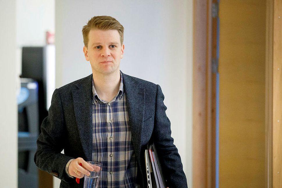 Viðar Þorsteinsson, framkvæmdastjóri Eflingar.