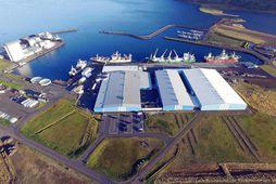 Síldarvinnslan hefur samið við vélsmiðjuna Héðinn um að reisa fiskimjölsverksmiðju fyrir 1,7 milljarða króna.