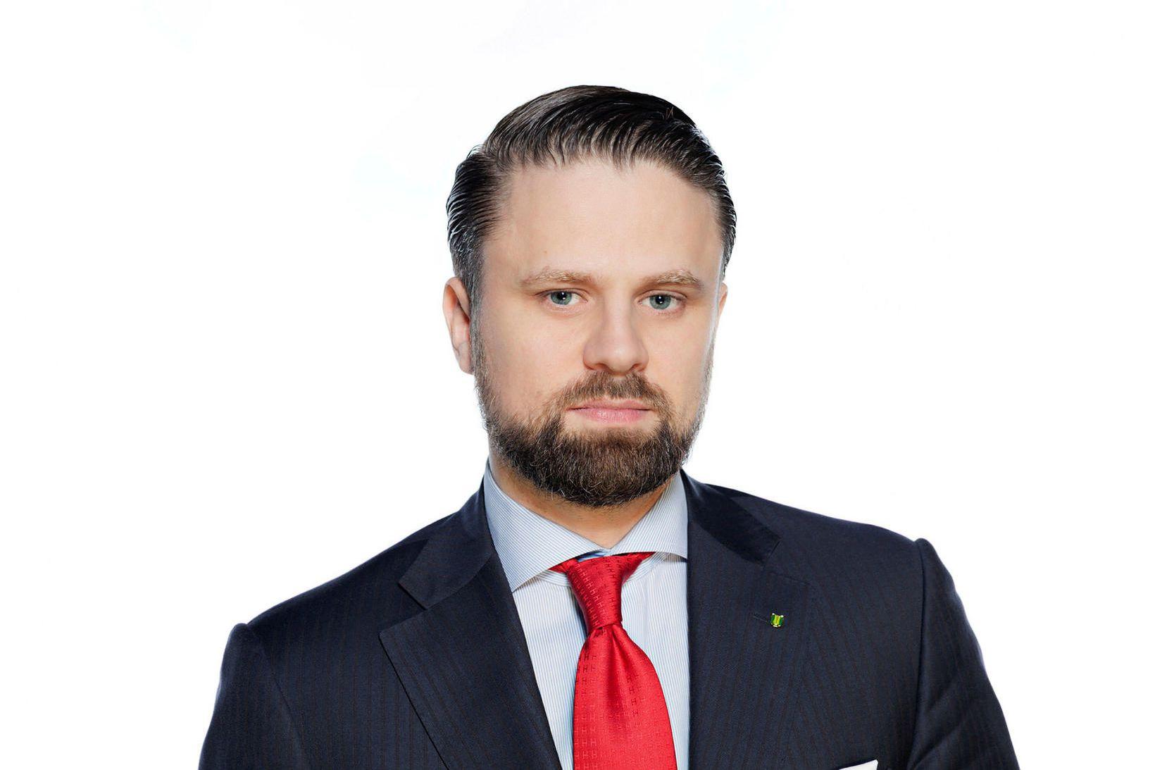 Sævar Þór Jónsson lögmaður segir að yfirmenn banka geri ekki …