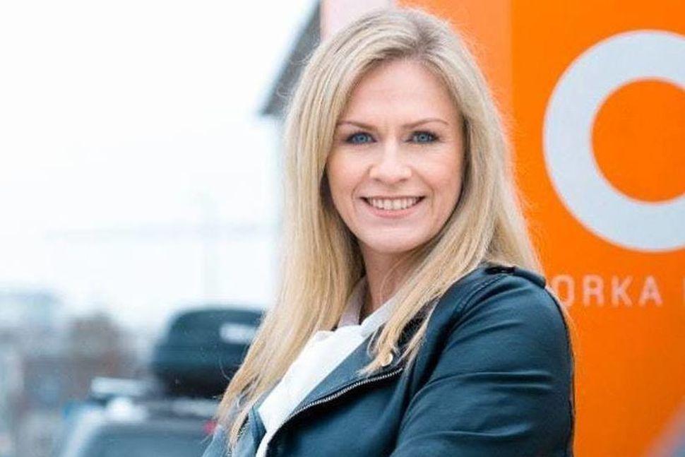 Áslaug Thelma Einarsdóttir segist margoft hafa leitað til starfsmannastjóra ON ...