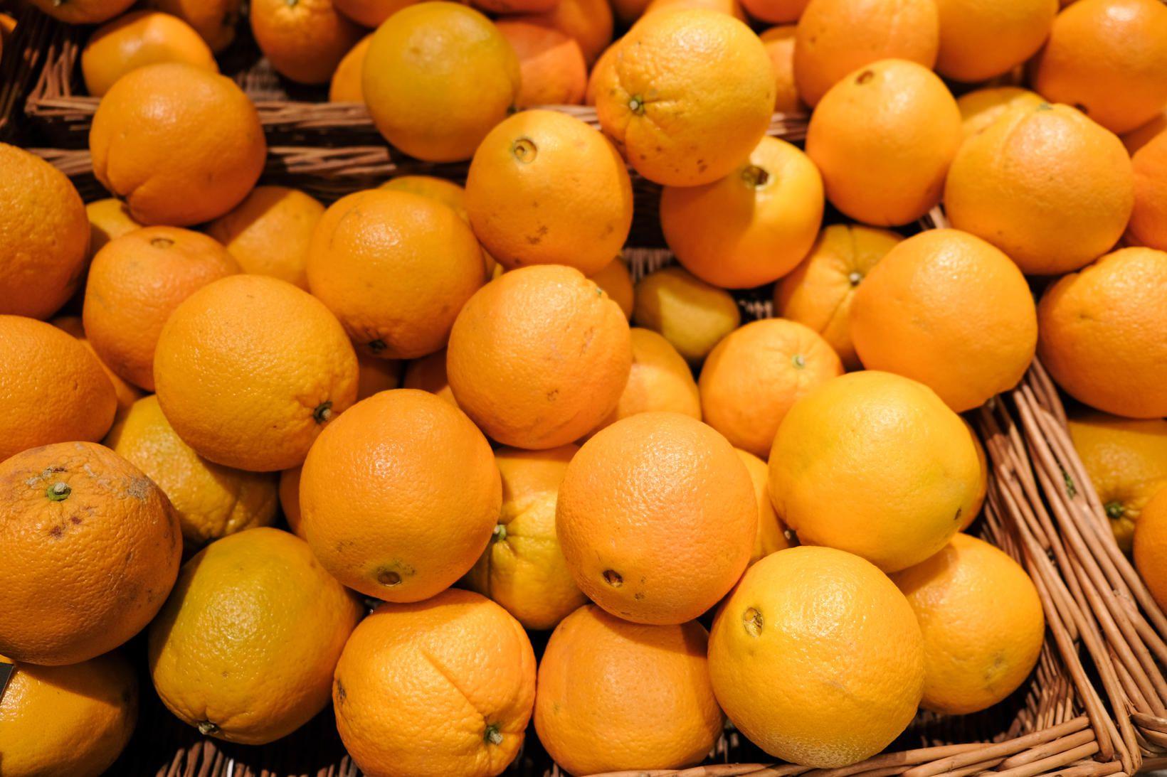 Hér bjóðum við upp á stórsnjallt appelsínutrix.