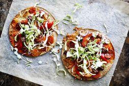 Pizzakvöldinu er reddað með þessum gæða pizzum og dressingu.