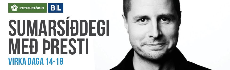 Sumarsíðdegi með Þresti