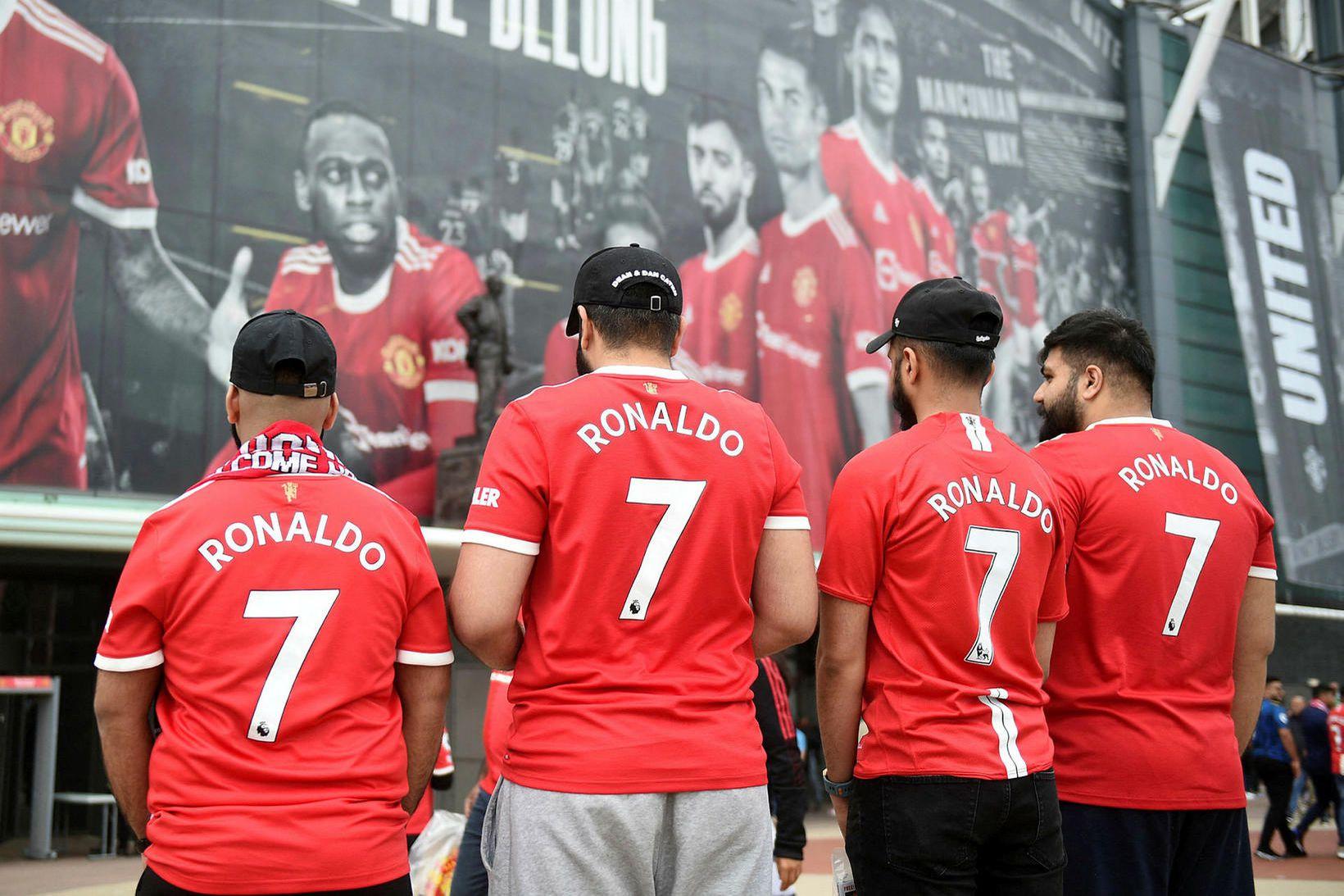 Stuðningsmenn Manchester United fá óska sína uppfyllta í dag þegar …
