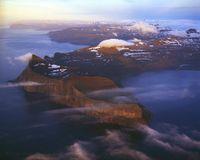 Hornstrandir, the northernmost part of Iceland.