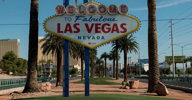 Mun Las Vegas ná sér eftir veiruna?