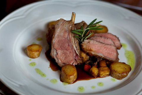 Icelandic lamb is considered a delicacy.