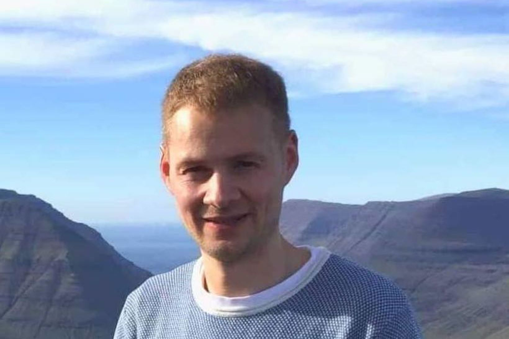 Leif Av Reyni hefur störf á næstu dögum.