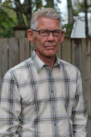 Hallgrímur Thorsteinsson, ritstjóri DV.