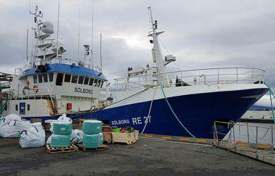 ÚR kaupir fiskiskip frá Grænlandi