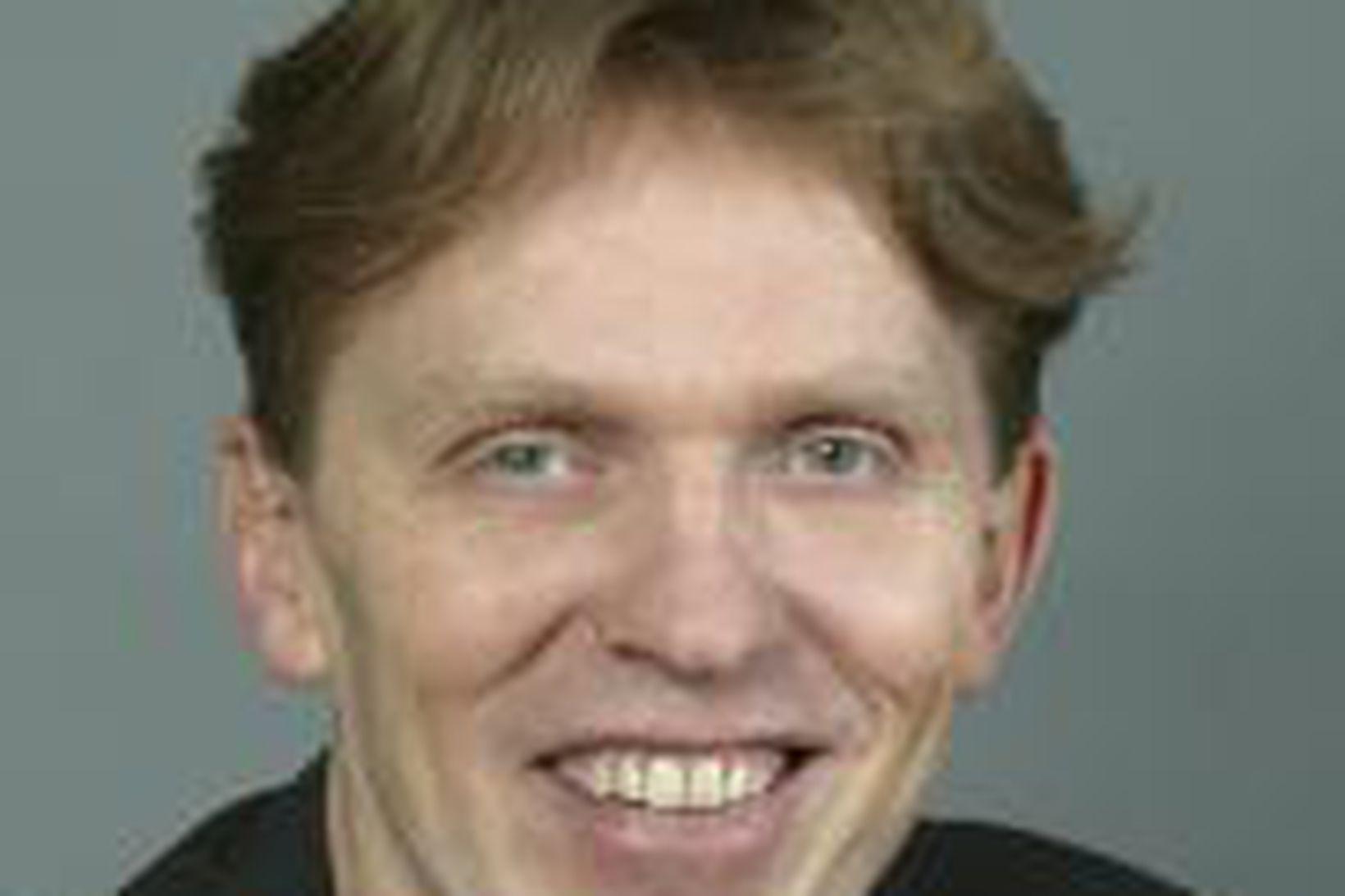 Óskar Bergsson.
