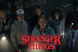 Glænýja stiklan fyrir Stranger Things seríu er virkilega hrollvekjandi en þar sjáum við krakkana úr …