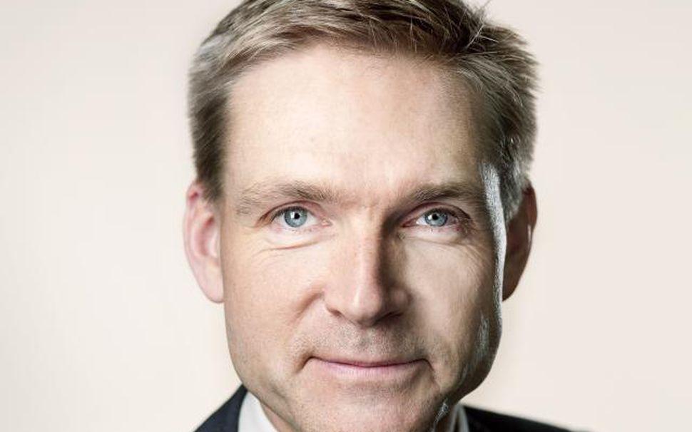 Kristian Thulesen Dahl, leiðtogi Danska þjóðarflokksins.