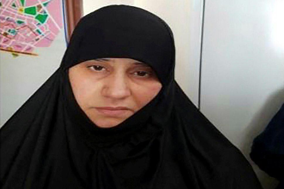 Asma Fawzi Muhammad Al-Qubaysi er sögð vera fyrsta eiginkona Abu ...