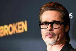 Brad Pitt hefur látið fara lítið fyrir sér undanfarið.