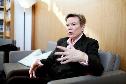Rose Gottemoeller, aðstoðarframkvæmdastjóra NATO.